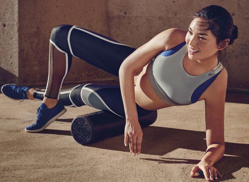 aktívny odpočinok desatoro fitness na rast svalov