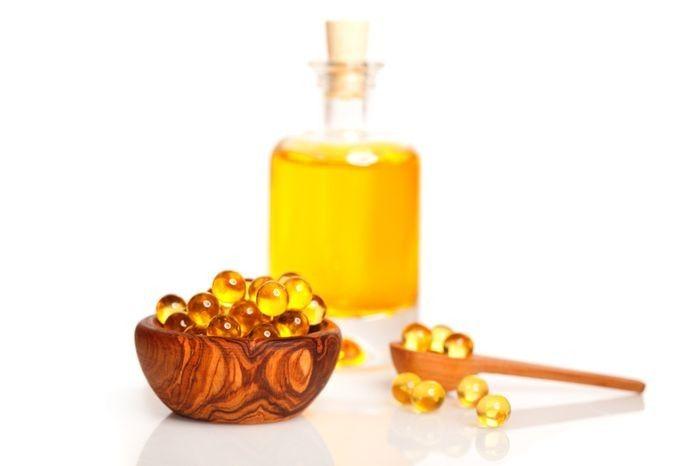 omega-3 mastné kyseliny rybí olej