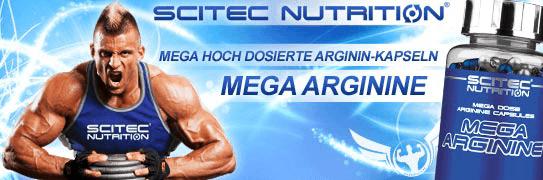mega arginín arginine scitec