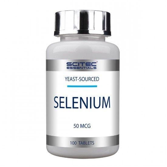 selenium selén scitec