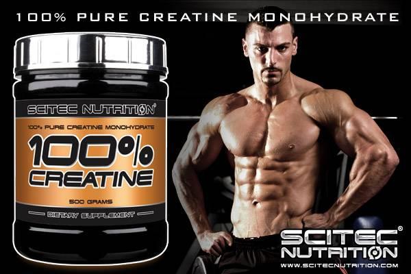kreatin monohydrat scitec