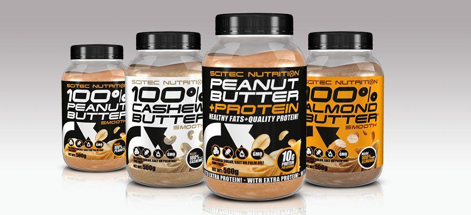 100% Peanut Butter - Scitec Nutrition