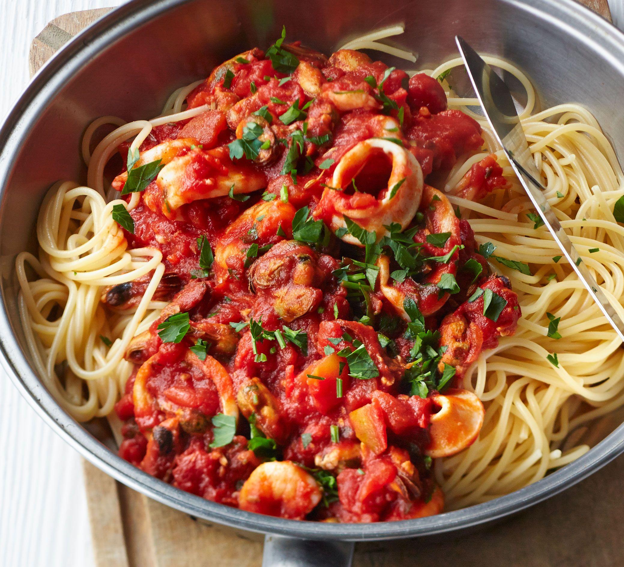 diet spaghetti diet food