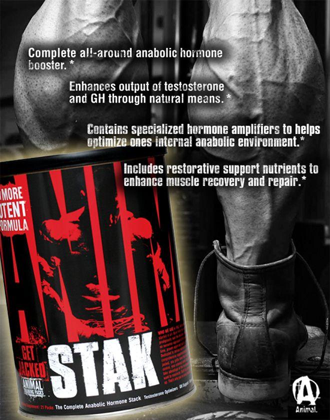 animal stak universal