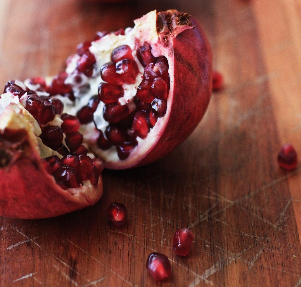 jadierka z granátového jablka: 10 najzdravších semien