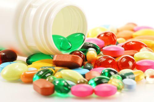 timing výživových doplnkov vitamín