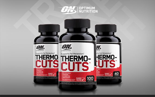 Thermo Cuts - Optimum Nutrition - spaľovač tukov