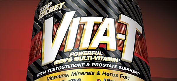 vita-t multivitamín pre mužov