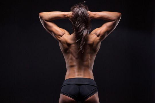 Ženy ako nabrať svaly, ako si nájsť čas na cvičenie