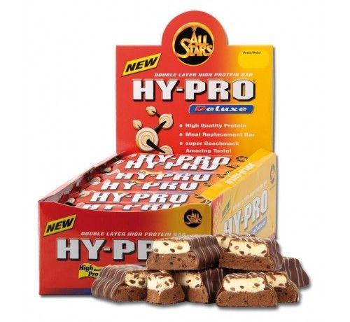 Hy-Pro Deluxe Bar proteínová tyčinka - all stars