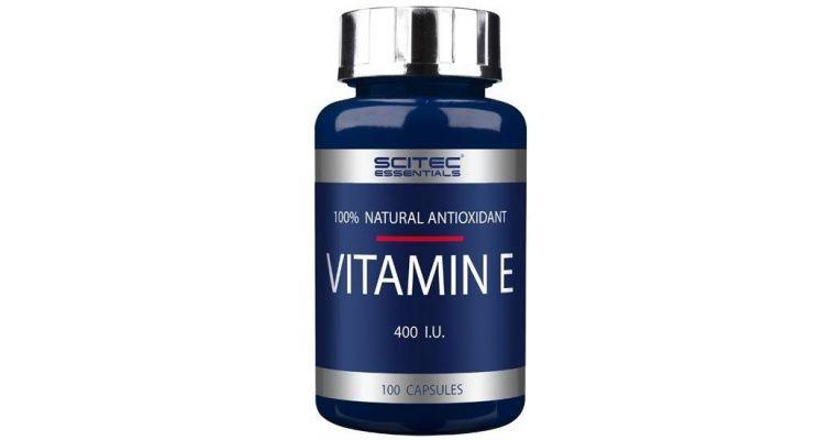 vitamín e scitec