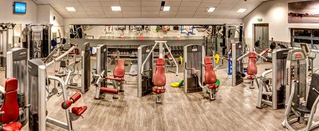 Fitness centrum partnerský program Gymbeam