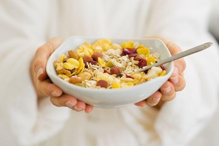glykemický index raňajky