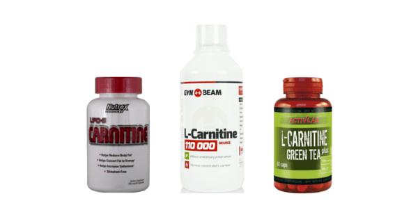 L-Karnitíny