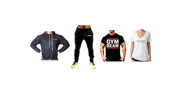 Fitness oblečenie