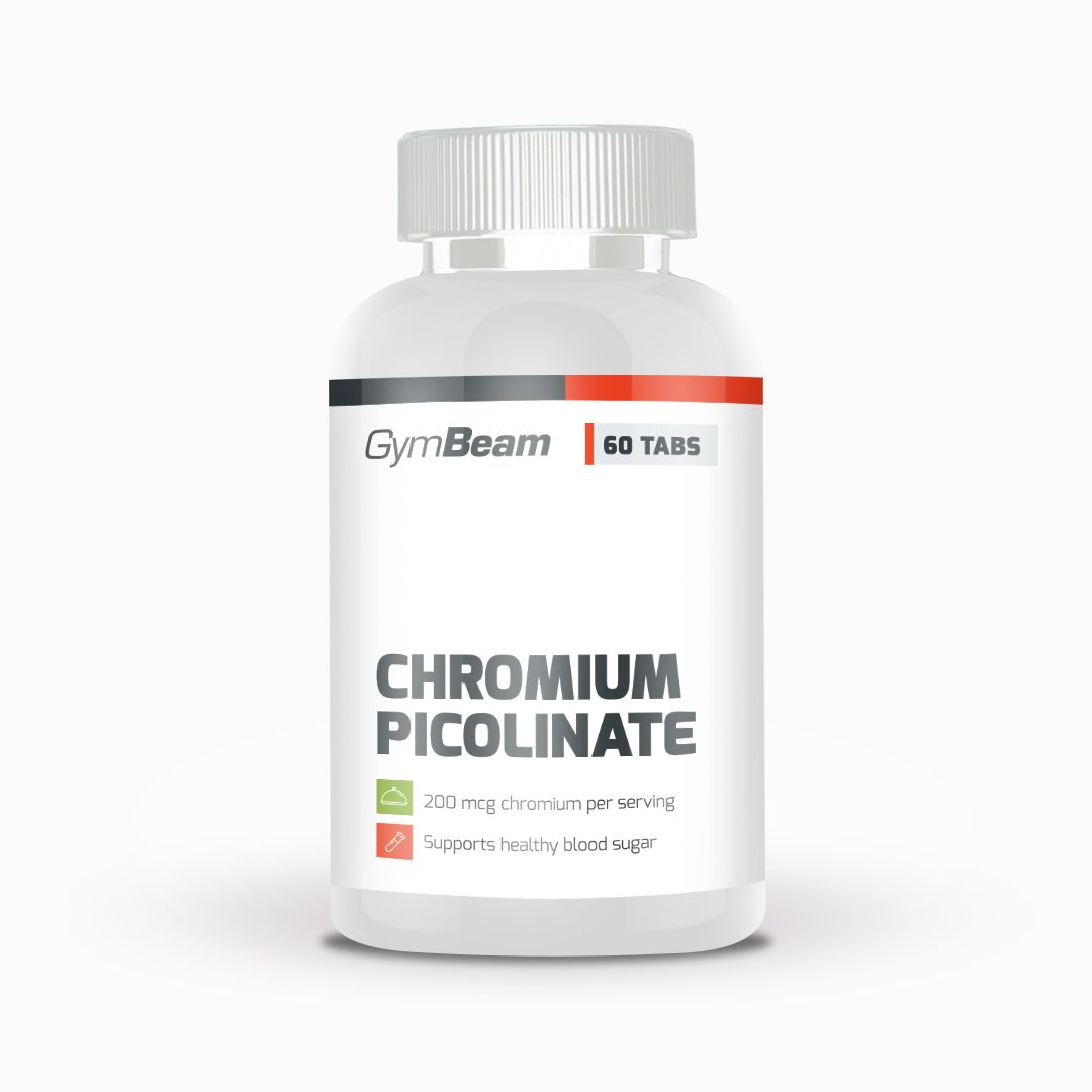 GymBeam Chromium Picolinate 120 tab