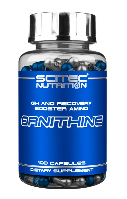 Scitec Nutrition Ornithine 100 tabliet