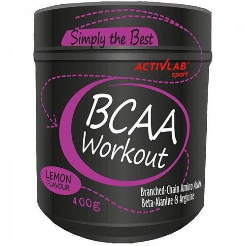 Activlab STB BCAA Workout 400 g