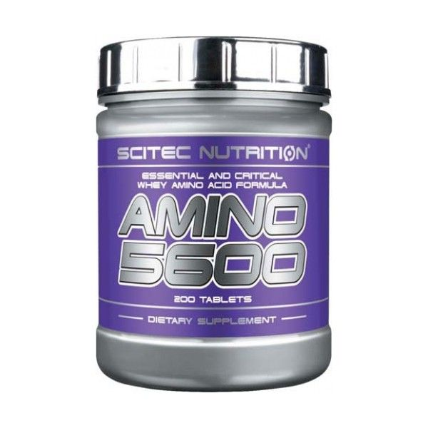 Scitec Nutrition Amino 5600 500 tabliet
