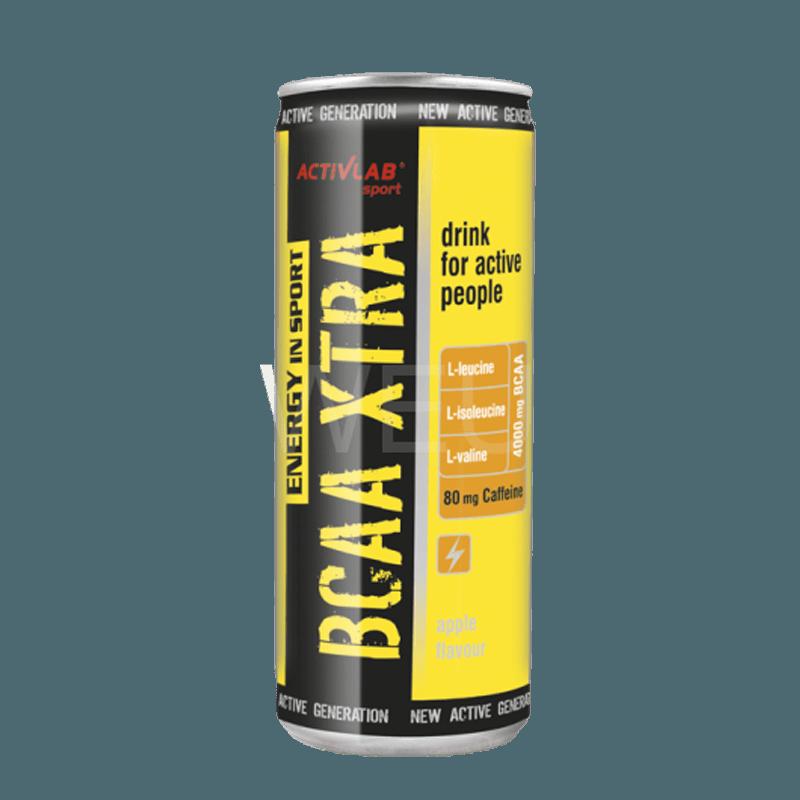 ActivLab BCAA Xtra Energy In Sport 250 ml apple