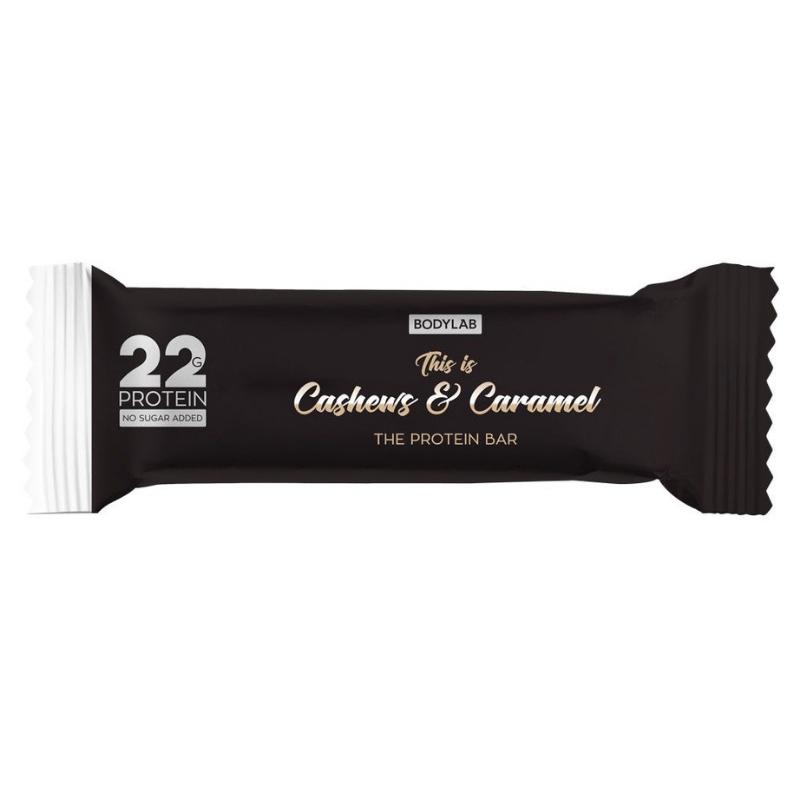 Bodylab The Protein Bar 65 g cashew caramel