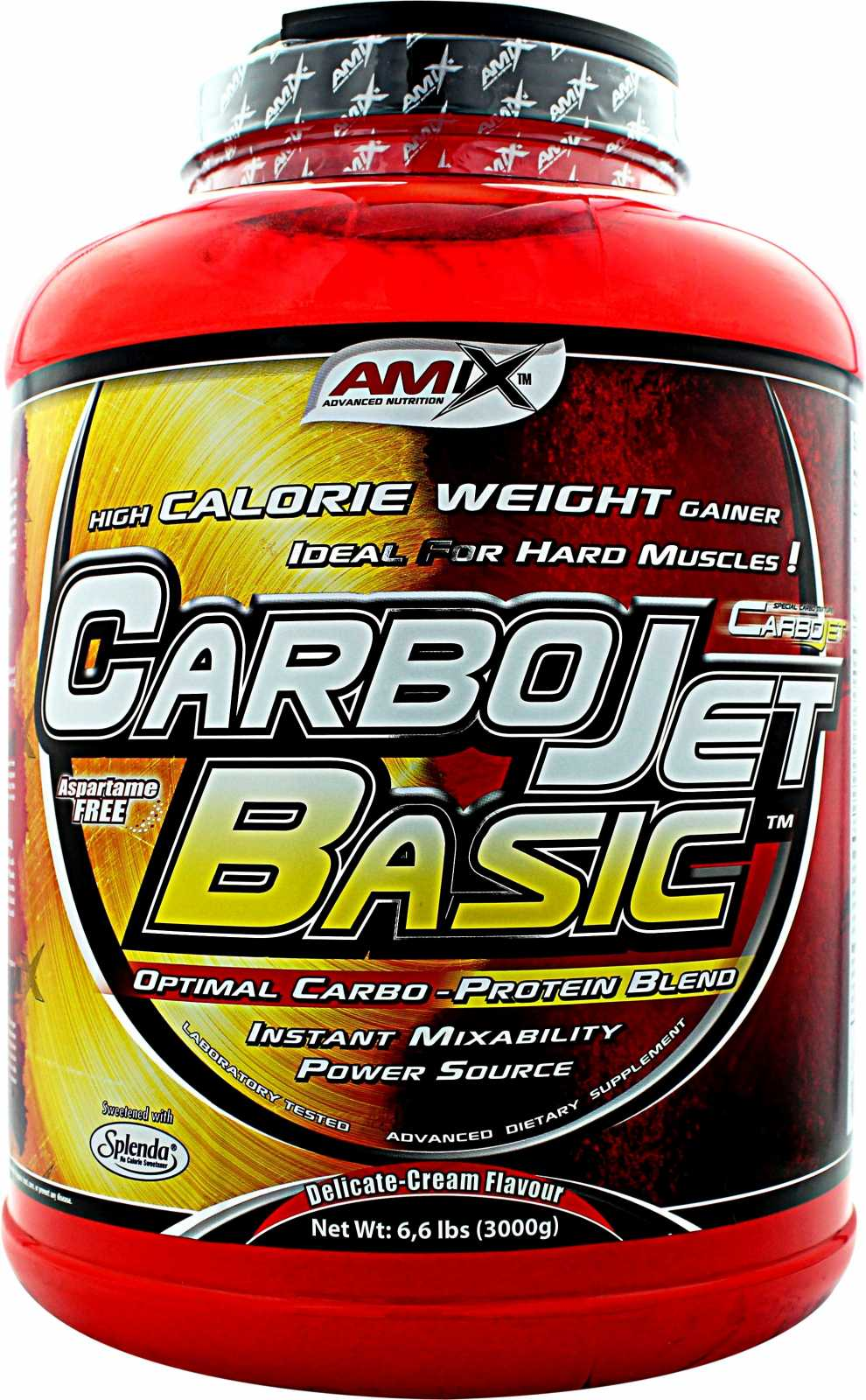 AMIX CarboJet Basic 3000 g strawberry
