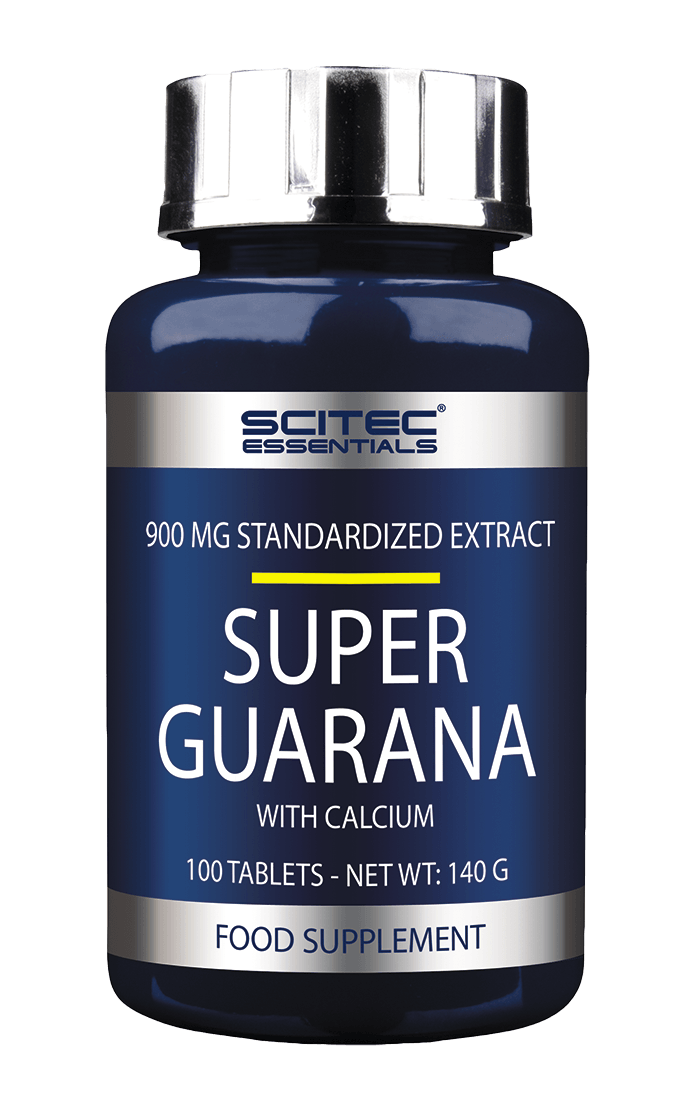 Scitec Super Guarana 100 tbl.