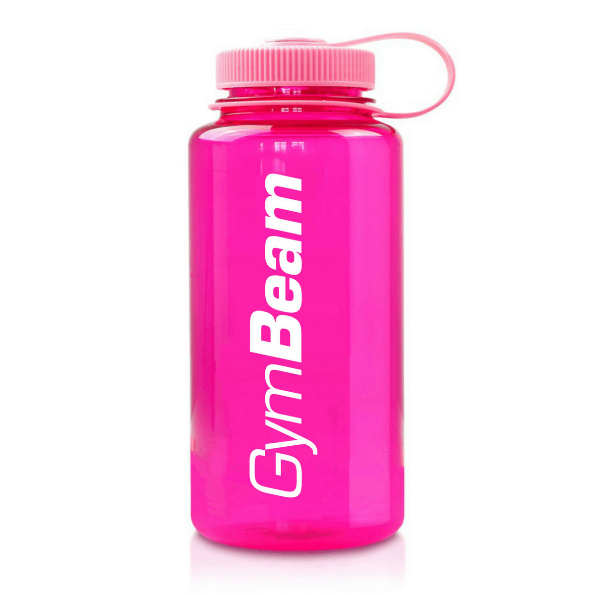 GymBeam Sport Bottle Pink 1000 ml