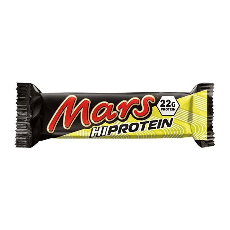 Mars Proteínová tyčinka Mars Hi-Protein 66 g fudge brownie
