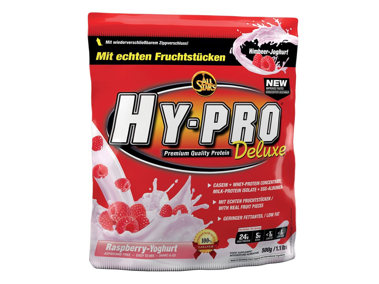 All Stars Hy-Pro 85 Protein Deluxe 500 g - cookies cream