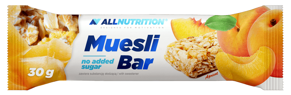 All Nutrition Muesli Bar 30 g raspberry & cranberry