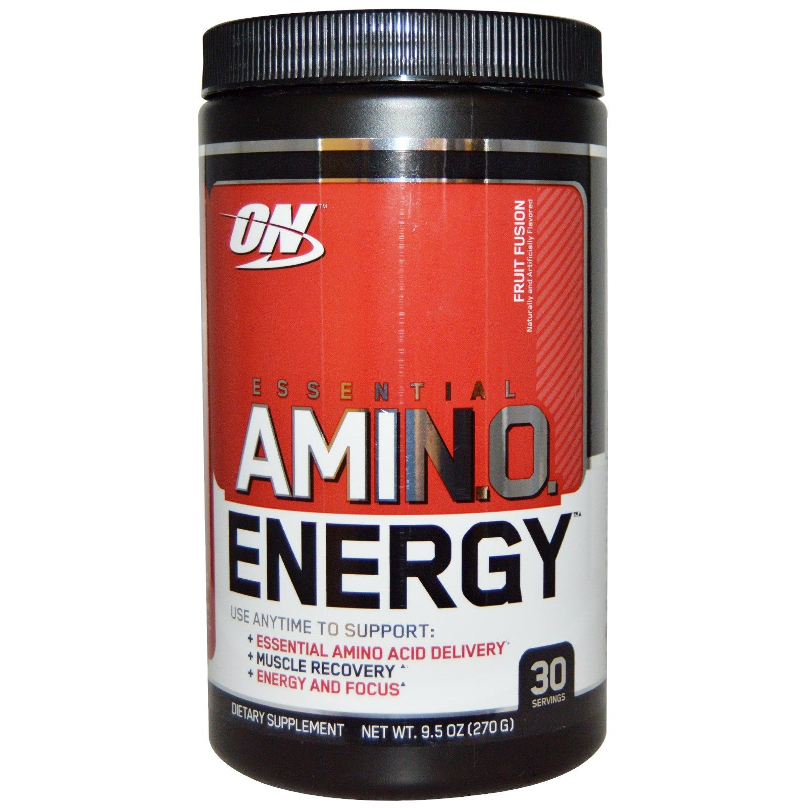 Aminokyseliny Amino Energy 270 g - Optimum Nutrition - lemon lime