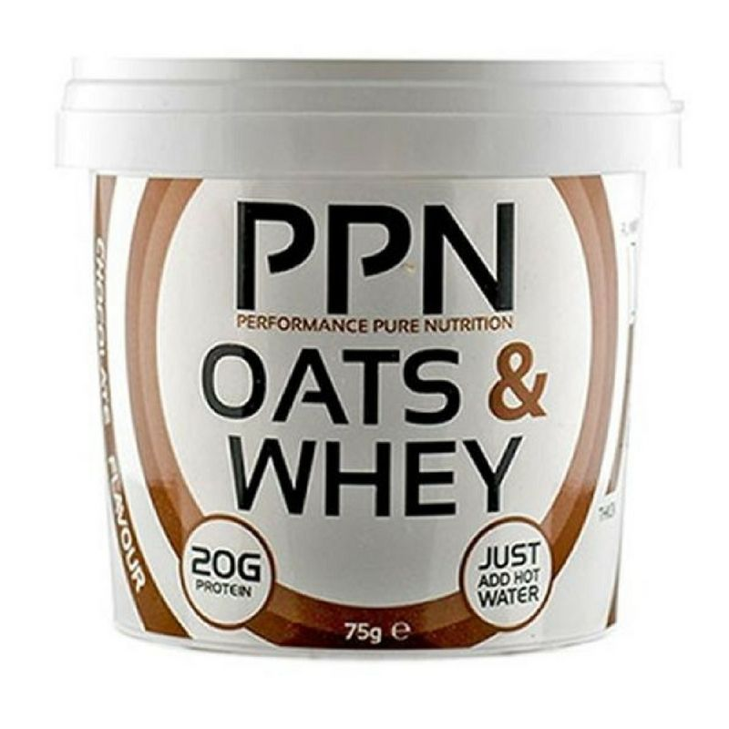 PPN Oats  Whey 75 g - golden syrup