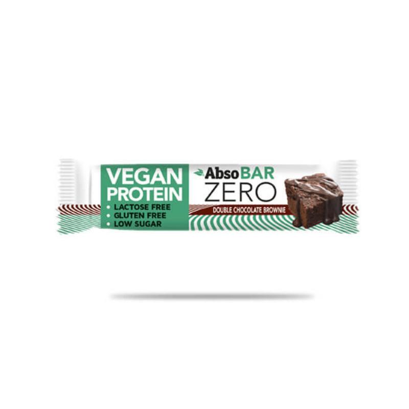 Absorice AbsoBar ZERO 40 g chocolate brownie
