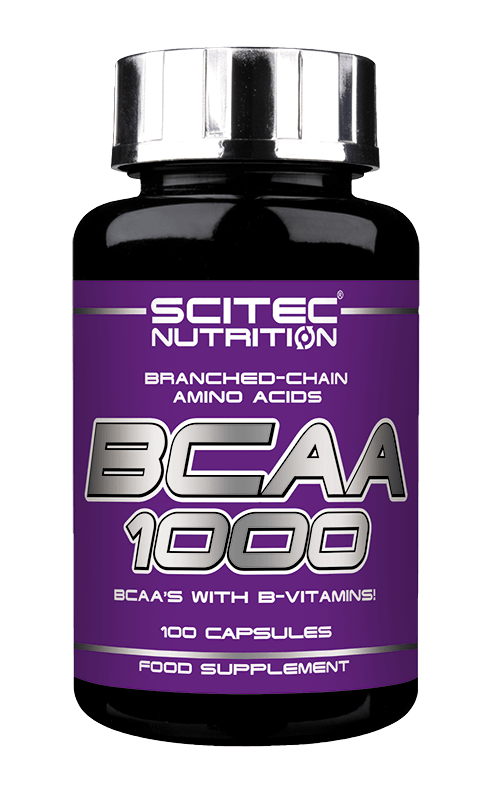 Scitec Nutrition BCAA 1000 100 tabliet