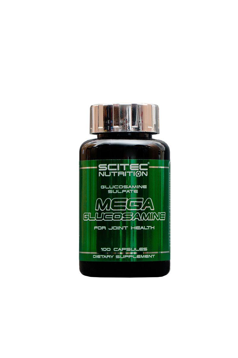 Mega Glucosamine 100 kaps - Scitec Nutrition unflavored