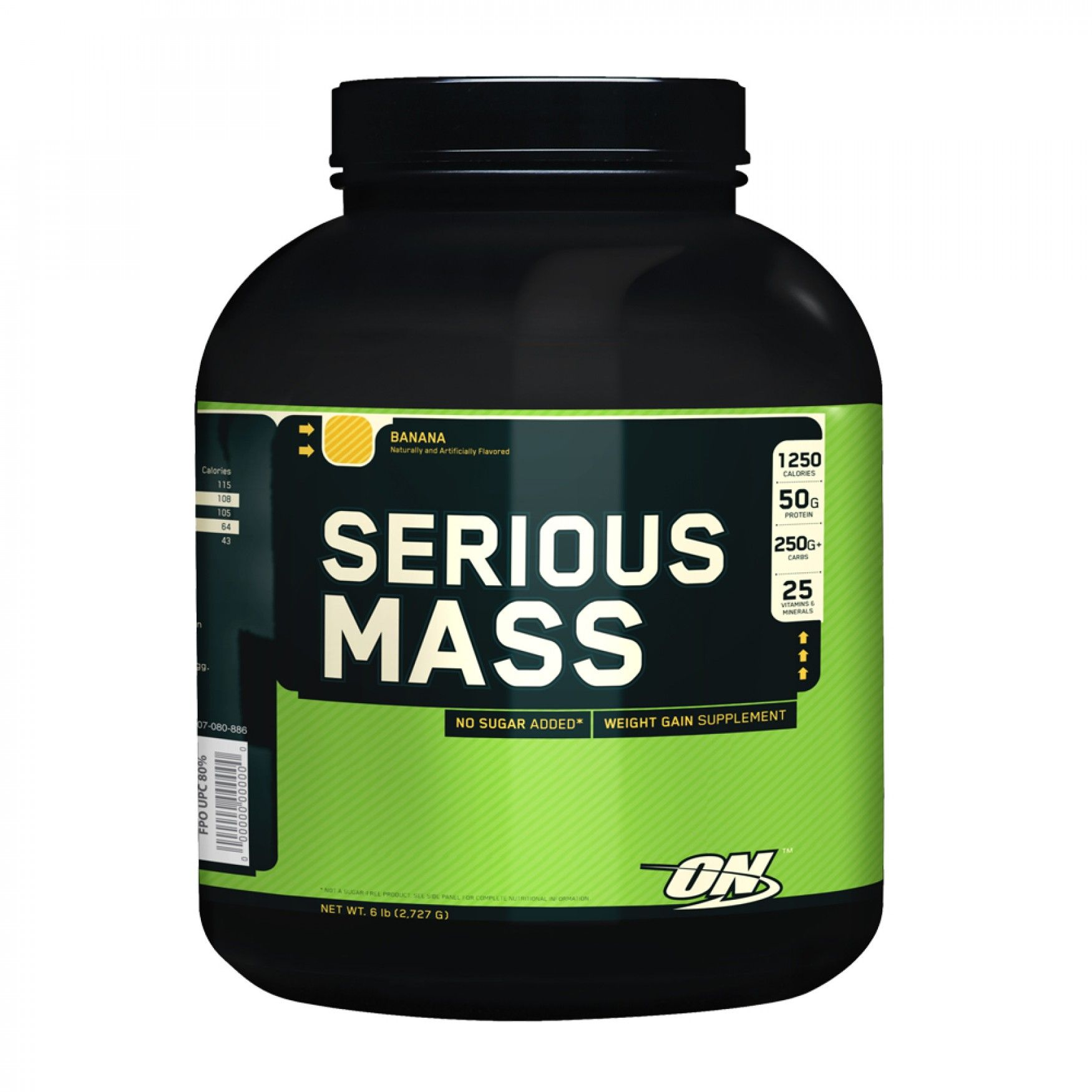 Optimum Nutrition Serious 5450 g