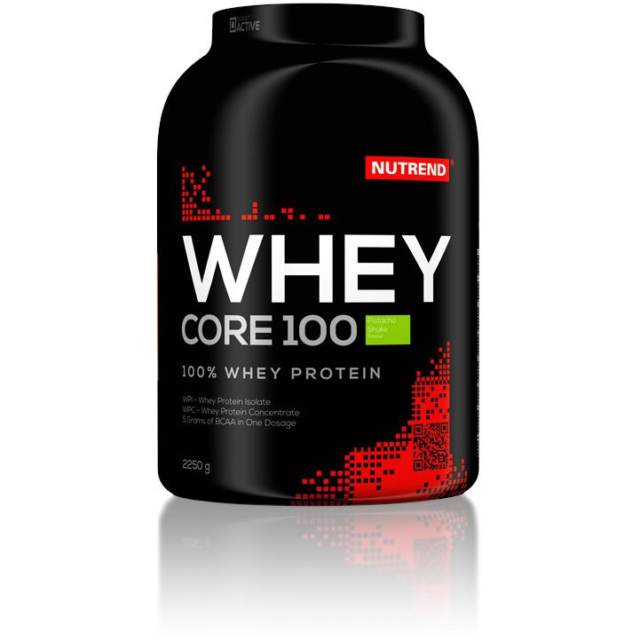 Nutrend Whey Core 100 - 2250 g - biscuit