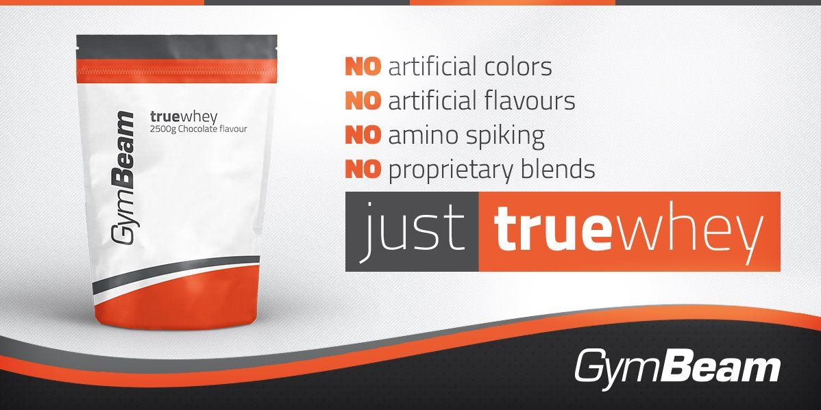 Protein True Whey - GymBeam