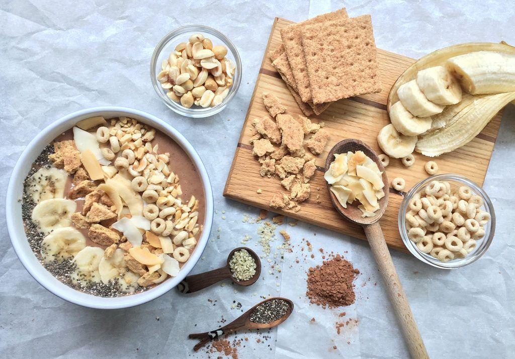 mandlové máslo 100% gymbeam