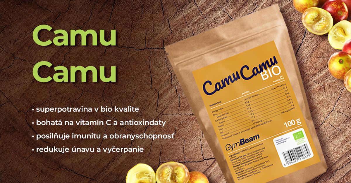 BIO Camu Camu - GymBeam
