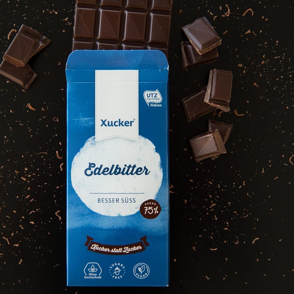 Horká čokoláda XUKKOLADE - Xucker