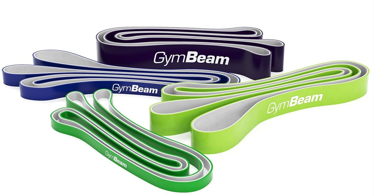 Set odporových gúm DuoBand - GymBeam