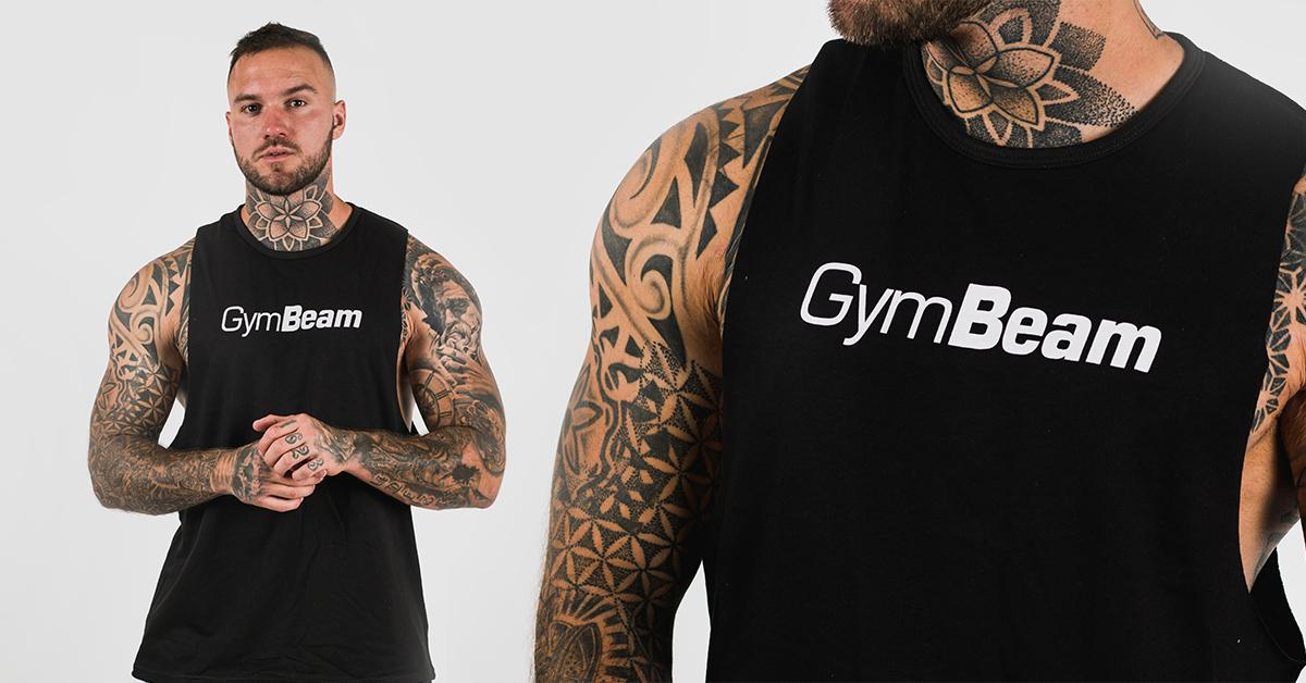 Tielko Cut Off - GymBeam