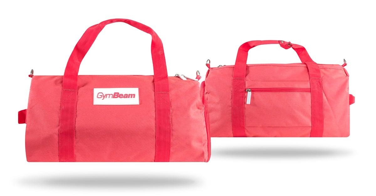 Športová taška BAE Pink - GymBeam