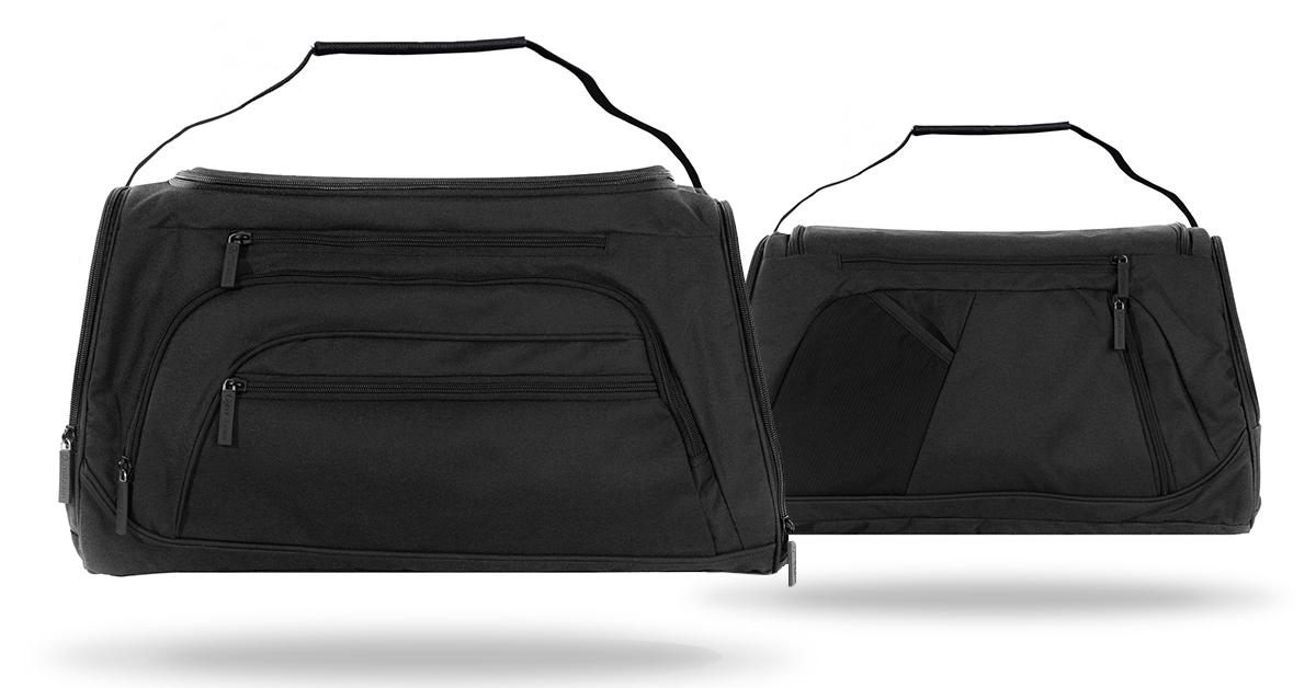 Športová taška Gym Rat Black - GymBeam