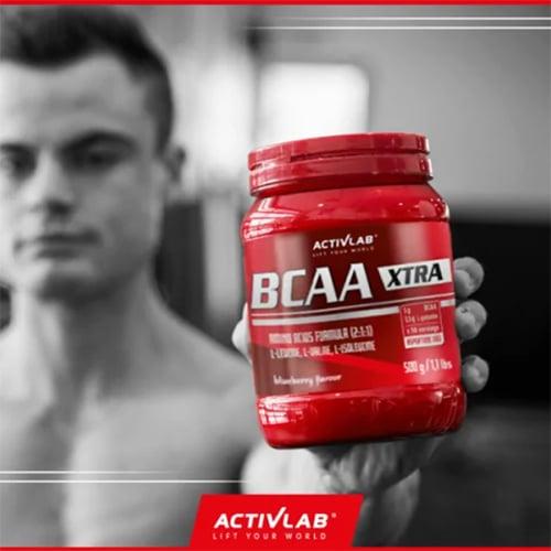 BCAA Xtra 500 g - Activlab