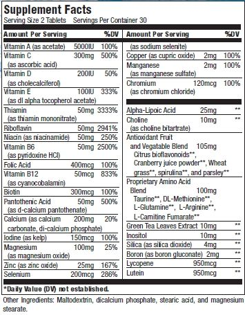 Multivitamin Biotech