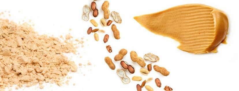 jaký je rozdíl mezi práškovým a klasickým arašídovým máslem?