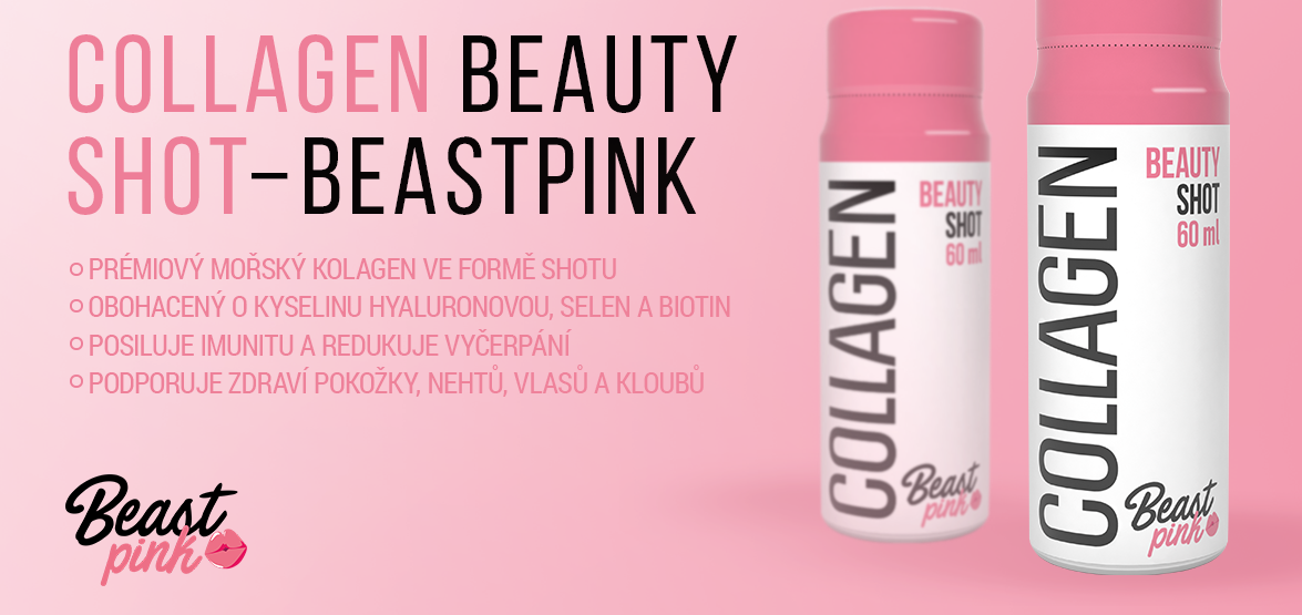 Collagen Beauty Shot - BeastPink
